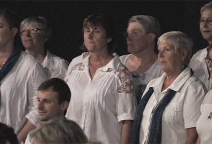 Chorale école demusique de Mèze