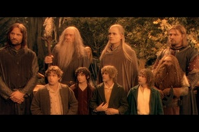 Lord of the Ring: Fellowship of the Rung