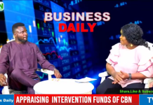 Appraising Intervention Funds Of CBN