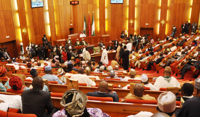 Senate over N3bn contract