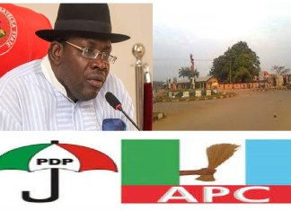 PDP, APC trade words over ex-gov's aide's kidnap