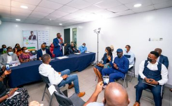 Lagos State Government in cooperation with Facebook and Google has concluded plans to construct the largest technology cluster in West Africa