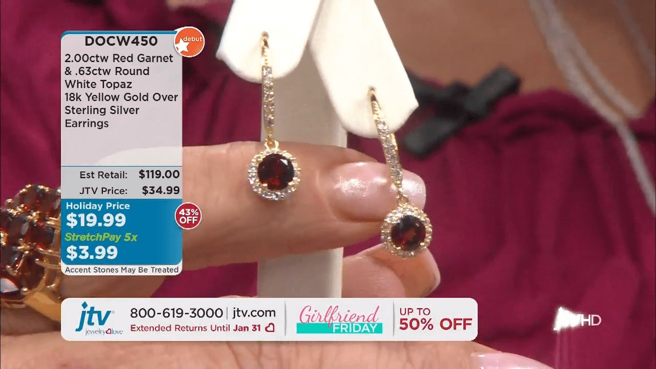 Jewelry Television Live Stream 6-41-16 screenshot