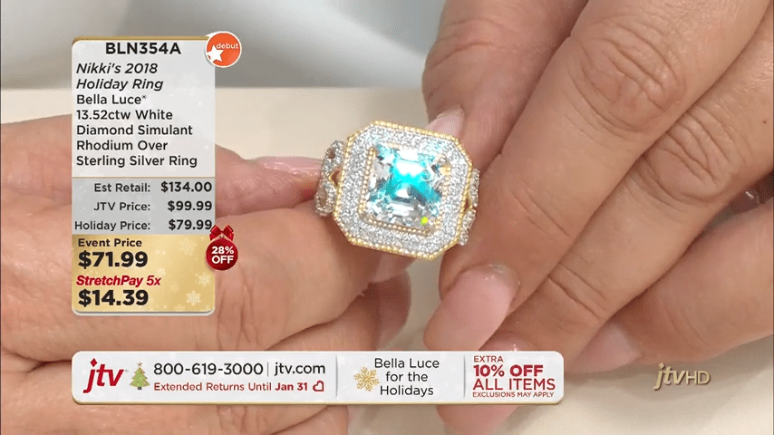 Jewelry Television Live Stream 1-19-53 screenshot