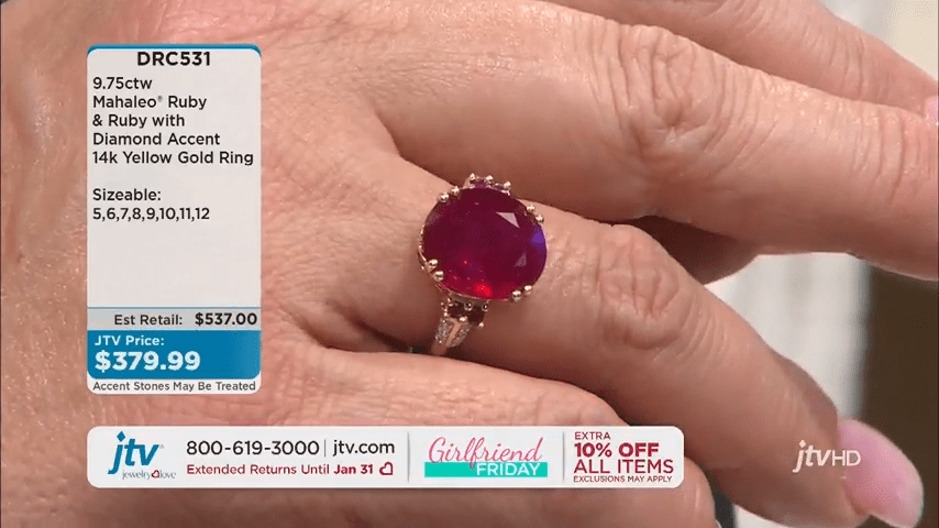 Jewelry Television Live Stream 5-26-46 screenshot