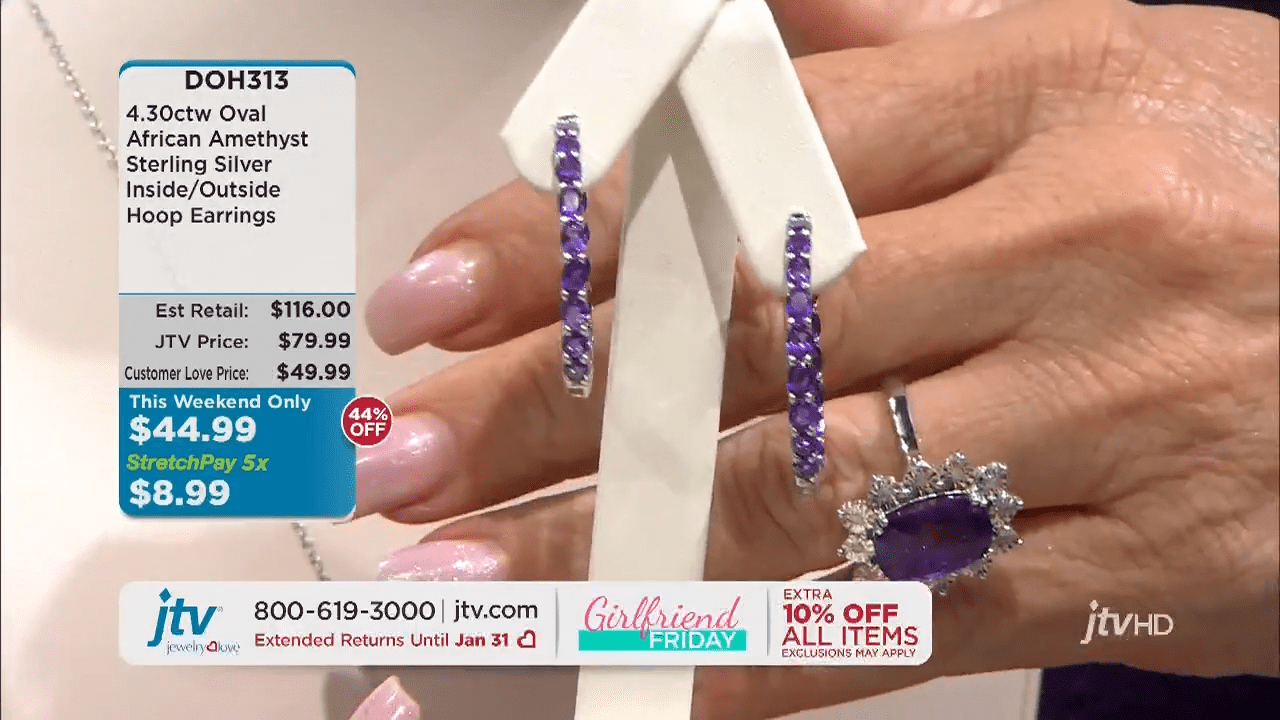 Jewelry Television Live Stream 6-28-6 screenshot