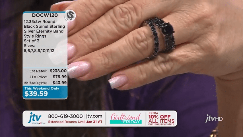 Jewelry Television Live Stream 6-5-39 screenshot