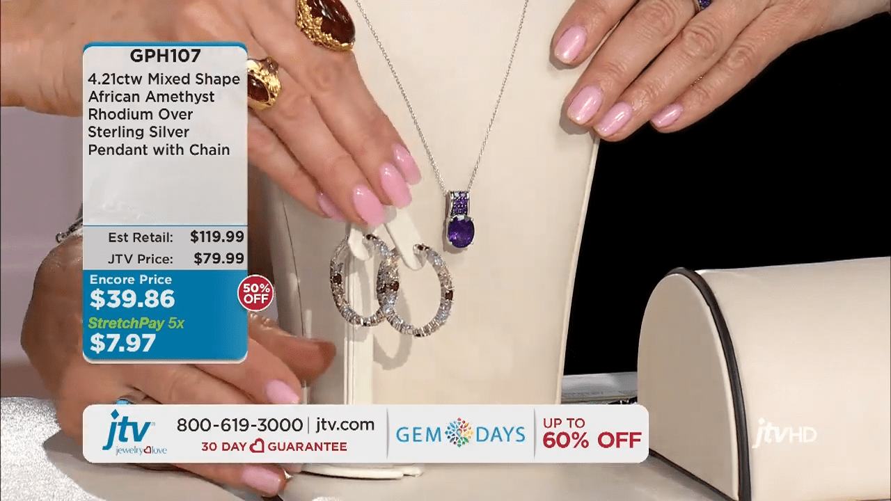 jewelry television live stream 11-3-2 screenshot