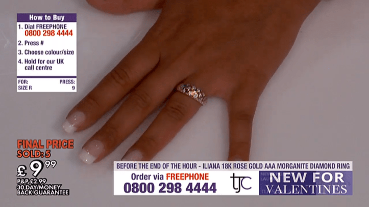 tjc live - explore jewellery, beauty, lifestyle, fashion products & gift ideas, online in uk europe 12-10-26 screenshot