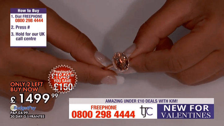 tjc live - explore jewellery, beauty, lifestyle, fashion products & gift ideas, online in uk europe 12-31-17 screenshot