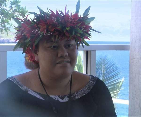 Youngest MP in the Pacific encourages Youth participation in politics
