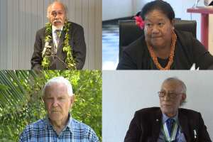 Who will be the next Premier of Niue?
