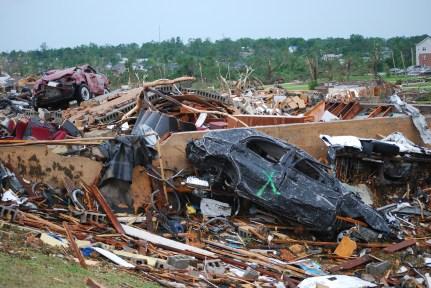 Incredible destruction from Joplin twister