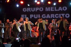 Todo un éxito gran concierto del Grupo Melao Internacional en España