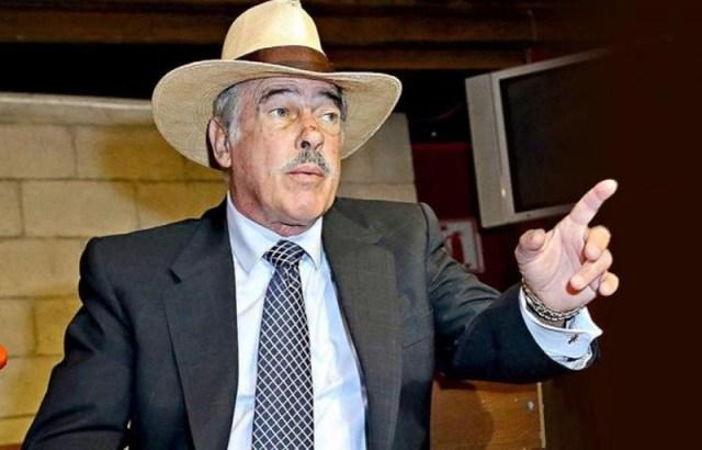 Andrés García desmintió las informaciones que surgieron acerca de que él se quejaba de que sus hijos lo tenían abandonado