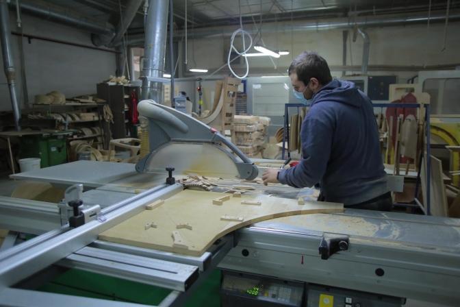 На Львівщині збудують нову меблеву фабрику