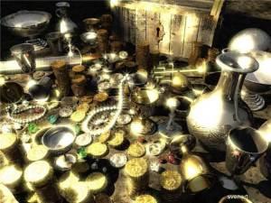 Шейхи-египта-их-сокровища-и-золото-5