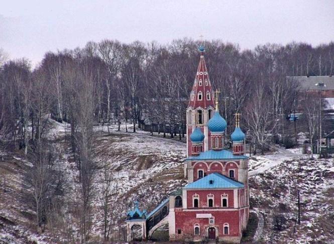 Золотое-кольцо-России-Тутаев-9