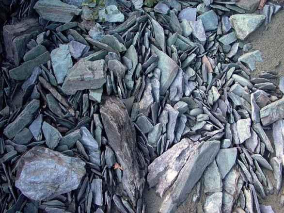 Камень-сланец-Свойства-сланца-Описание-сланца-2
