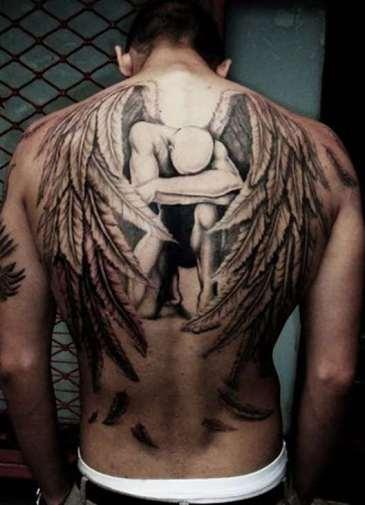 Тату-ангел-4