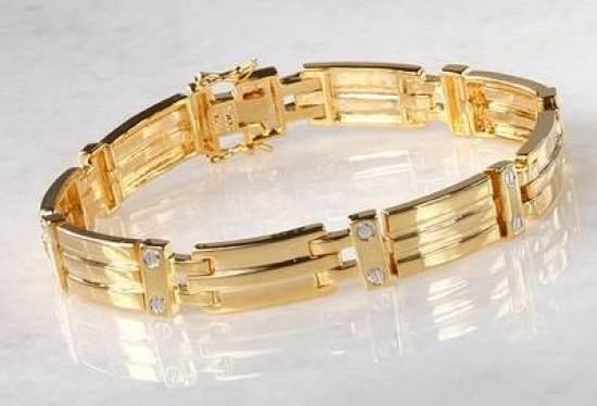 Мужские-золотые-браслеты-4