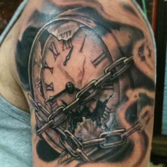 Тату-часы-1