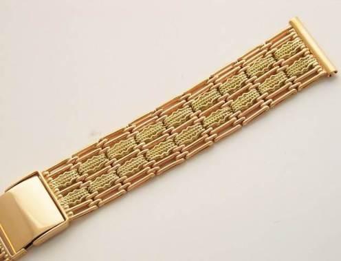 Часовой-браслет-золотой-3