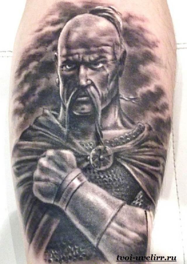 Славянские-татуировки-и-их-значение-Татуировки-в-славянском-стиле-21