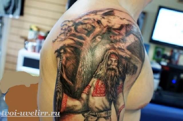 Славянские-татуировки-и-их-значение-Татуировки-в-славянском-стиле-51