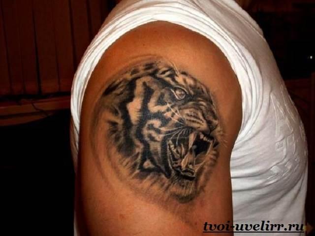 Тату-тигр-и-её-значение-17