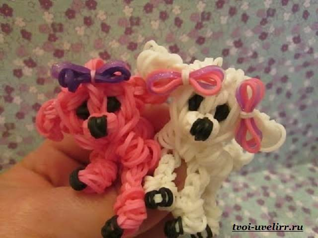 AS-plastic dieren - van rubber-8