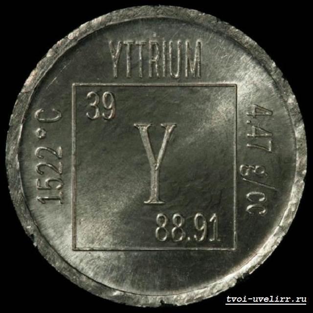 Что-такое-иттрий-Свойства-иттрия-Описание-иттрия-3