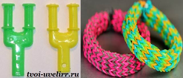 Плетение-из-резинок-на-рогатке-12