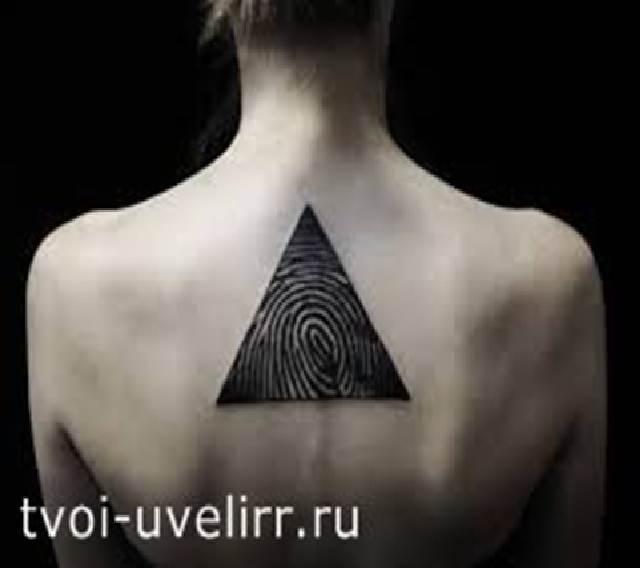 Тату-треугольник-и-её-значение-15