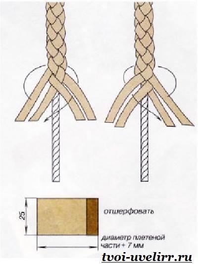 Браслеты-из-шнурков-Плетение-браслетов-из-шнурков-1