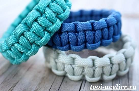 Браслеты-из-шнурков-Плетение-браслетов-из-шнурков-9