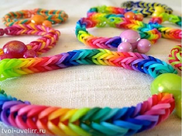 Браслеты-Rainbow-Loom-4