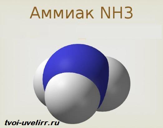 Аммиак-Свойства-аммиака-Применение-аммиака-2