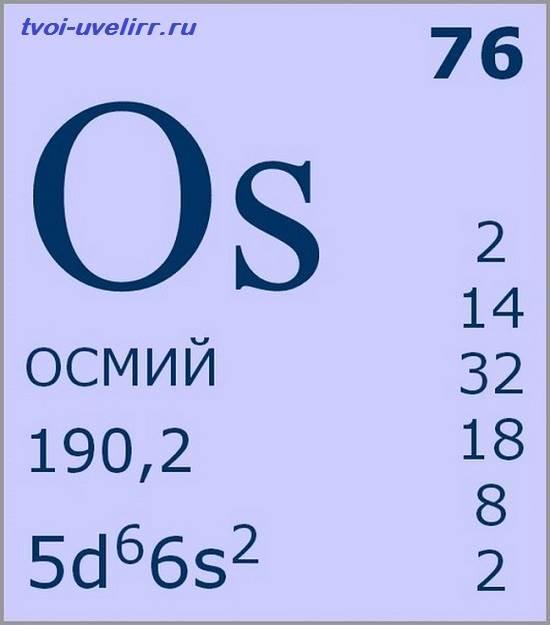 Осмий-металл-Свойства-осмия-Применение-осмия-4