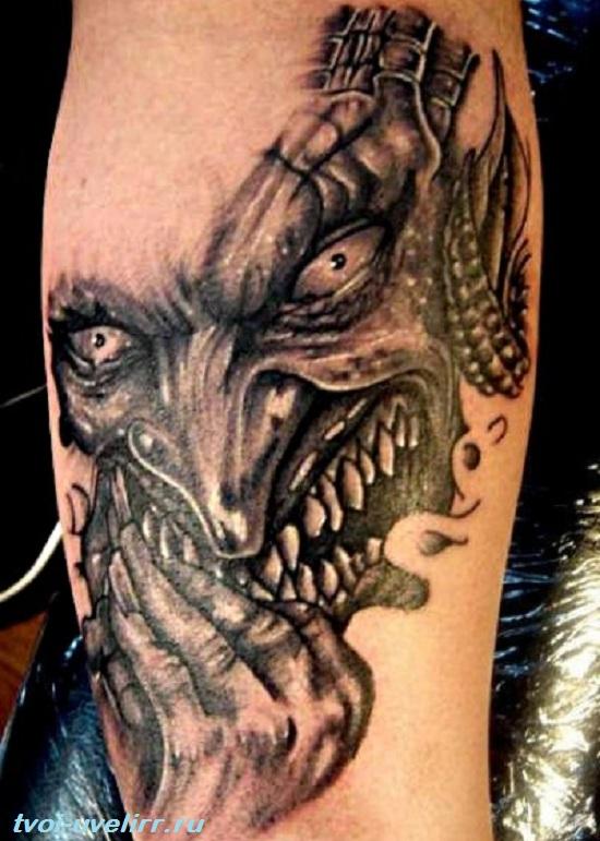 Co Oznacza Tatuaż W Strefie Rosyjskie Tatuaże Kryminalne