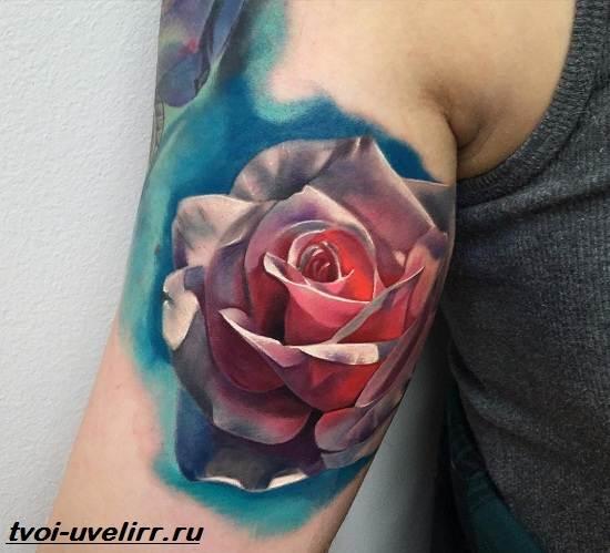 Цветные-тату-Значение-цветных-тату-Эскизы-и-фото-цветных-тату-7