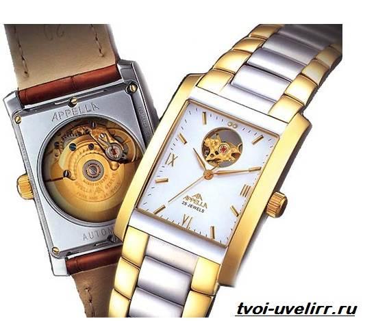 Часы-Appella-Описание-особенности-отзывы-и-цена-часов-Appella-4