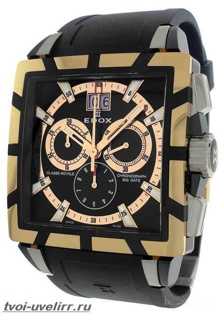 Часы-Edox-Описание-особенности-отзывы-и-цена-часов-Edox-7