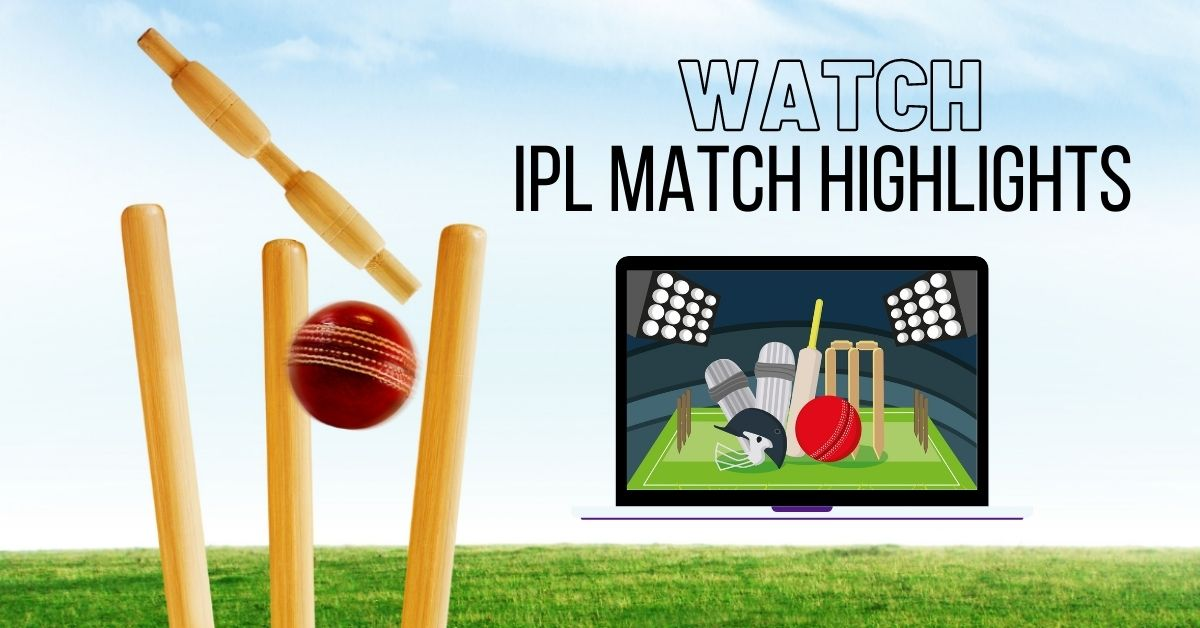 today ipl match result