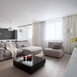 Дизайн квартиры Пенза - Аквамарин