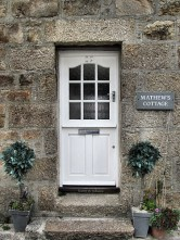 St Ives doorway