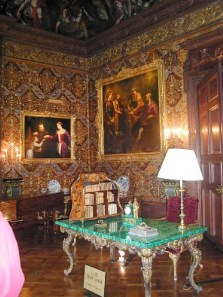 Chatsworth House, Derbyshire,