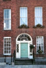 Georgian Dublin doors