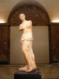Venus de Milo, the Louvre