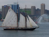 Nova Scotia's Bluenose II
